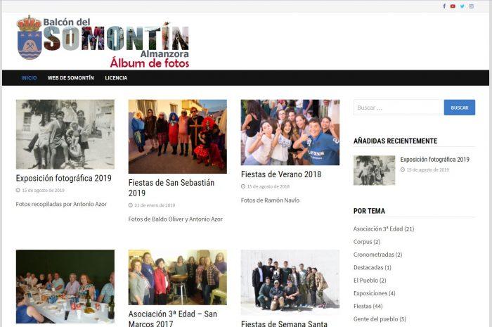 Nuevo álbum de fotos de Somontín