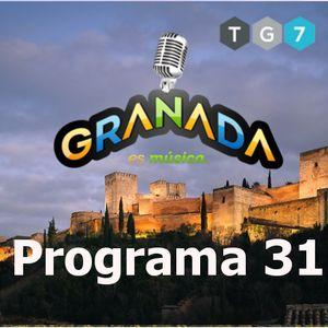 Granada es Música – Entrevista a Baldomero Oliver Acosta
