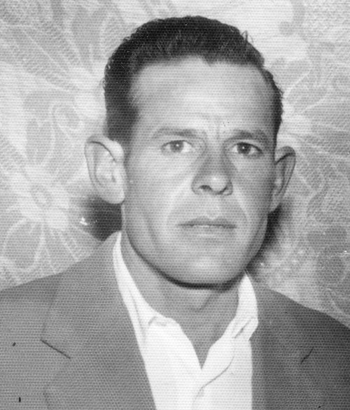 José Portaz director de la banda de música de Somontín