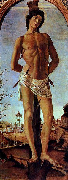 San Sebastián de Botticelli