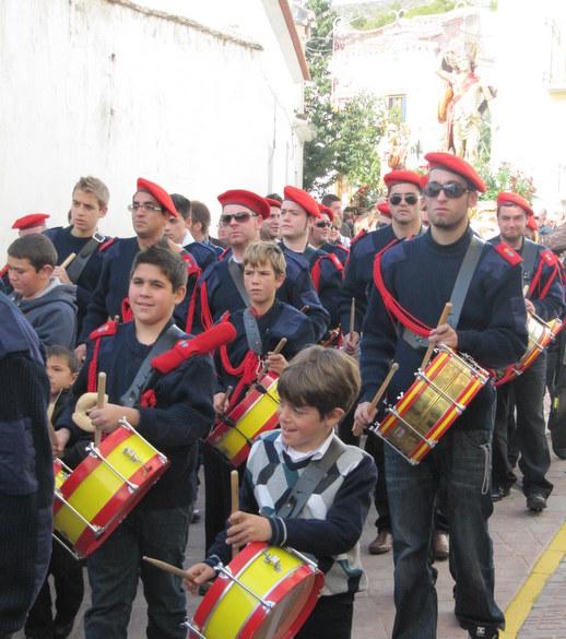 Banda de Cornetas y Tambores actual