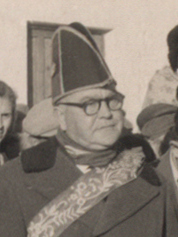 Gervasio el Civil, director de la banda