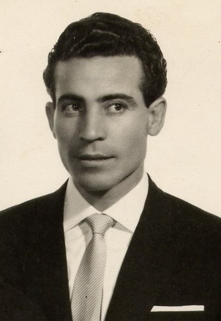 Baldomero Oliver Acosta, músico de la Banda Municipal de Granada